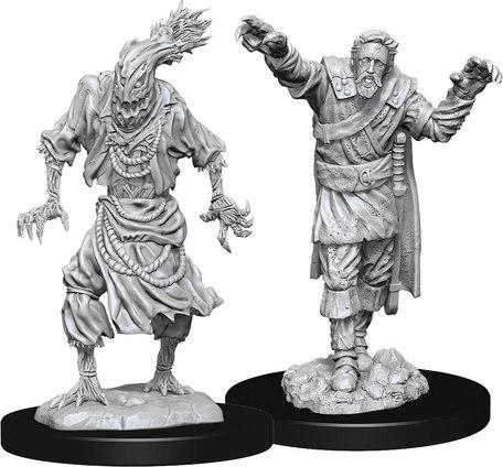 Scarecrow & Stone Cursed