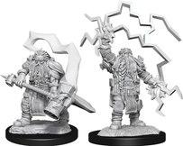 Dwarf Cleric Male