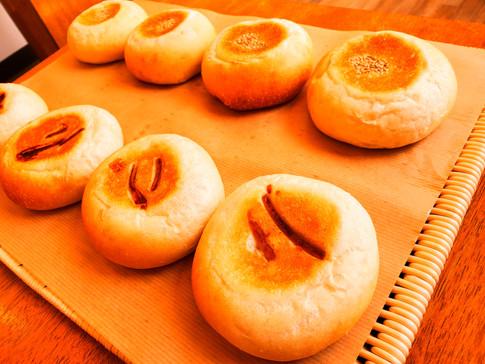 マヨきんぴらパン