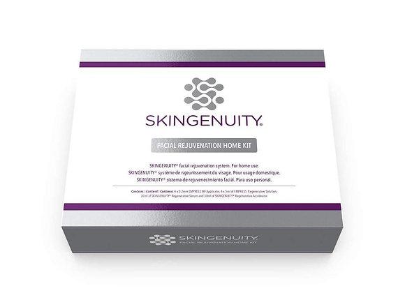SkinGenuity Facial Rejuvenation Home Kit