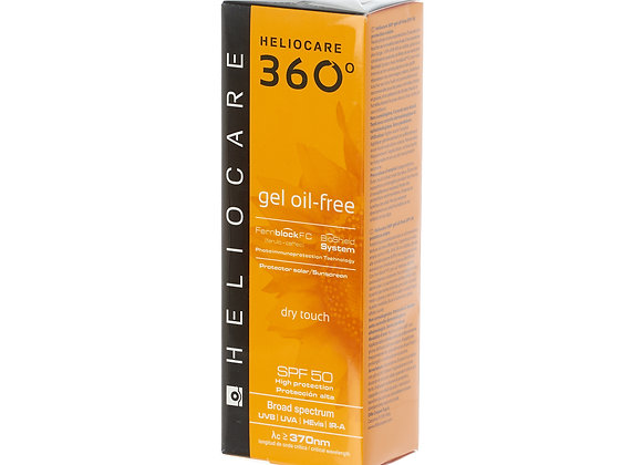 Heliocare 360˚ Oil-Free Gel SPF 50