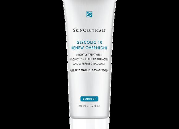 SkinCeuticals Glycolic 10 Renew Overnight 50ml