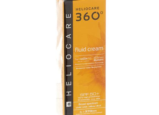 Heliocare 360˚ Fluid Cream SPF 50+, 50ml