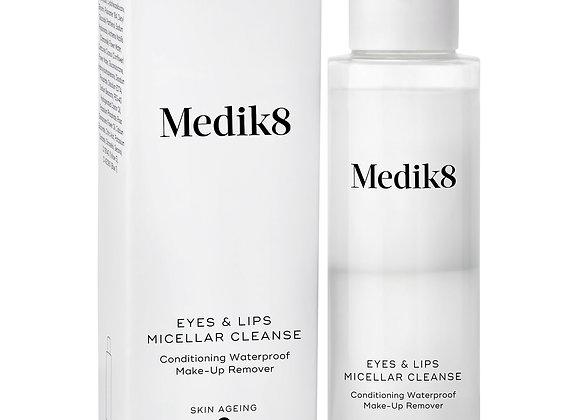 Medik8 EYES & LIPS MICELLAR CLEANSE™ 100ml