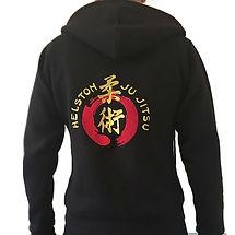 Helston Ju Jitsu Club, Adult Hoody