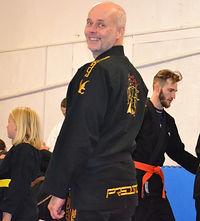 Senior Ju Jitsu Class, Helston Ju Jitsu Club