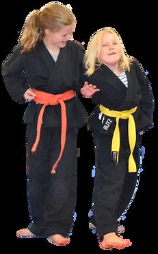 Junior Ju Jitsu at Helston Ju Jitsu Club