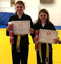 Junior Ju Jitsu Class, Helston Ju Jitsu Club