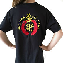 Helston Ju Jitsu Club, Child T-Shirt