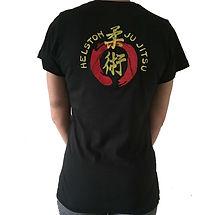 Helston Ju Jitsu Club, Adult T-Shirt