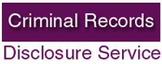 Criminal Records Disclosure Service