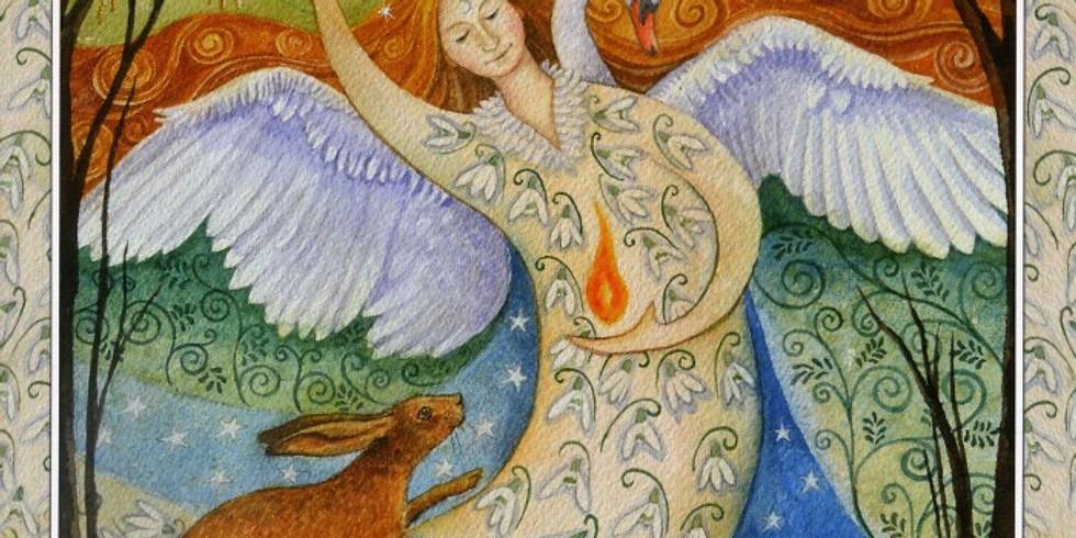 The Spirit of Brigid - Celtic Goddess and Saint