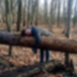 Me hugging my tree.JPG