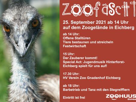 Zoofäscht 2021