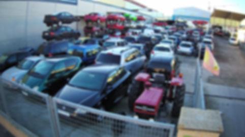 venta de bmw, venta de Renault 8, venta de coches y recambios en Desguaces Sierra, San Martin de laVega, Madrid.