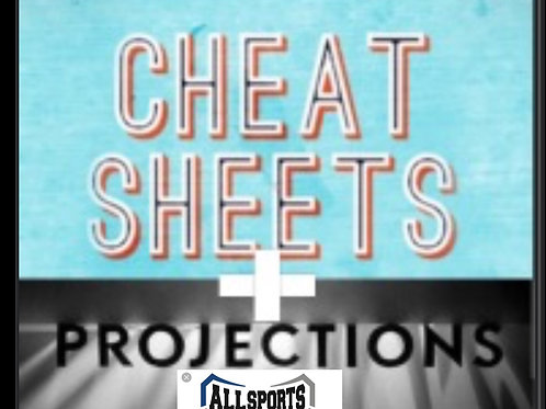 The Prime Cheat Sheet & Projection LIFETIME Package