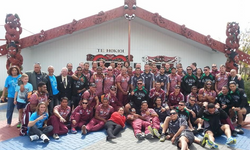 NZ Maori & QLD Murri - Oct 2013