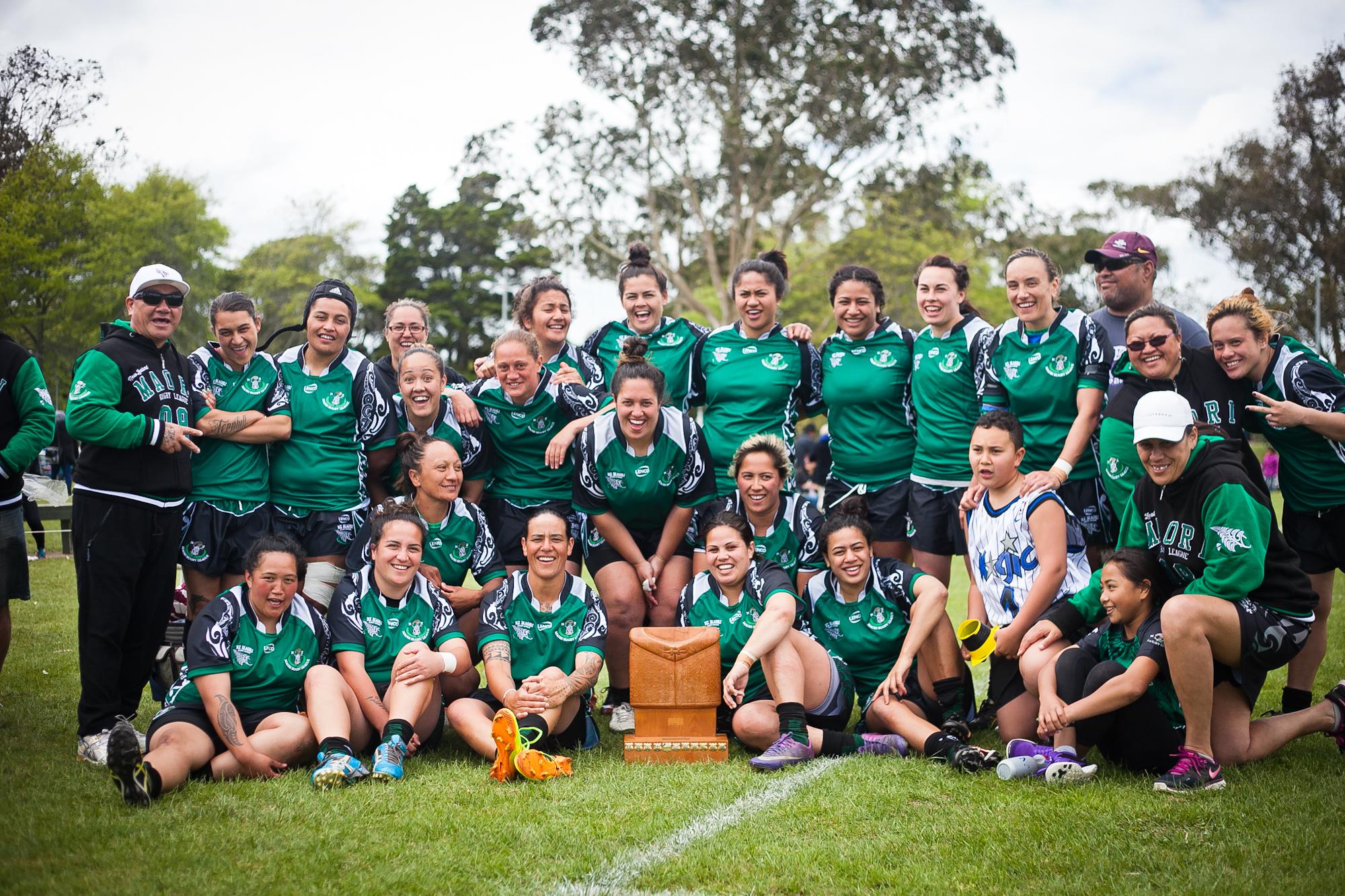 NZ Maori Wahine Toa - Oct 2014
