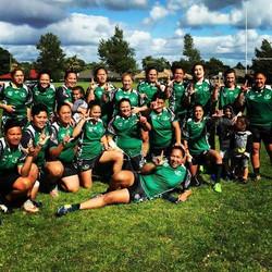 NZ Maori Wahine Toa - Oct 2015