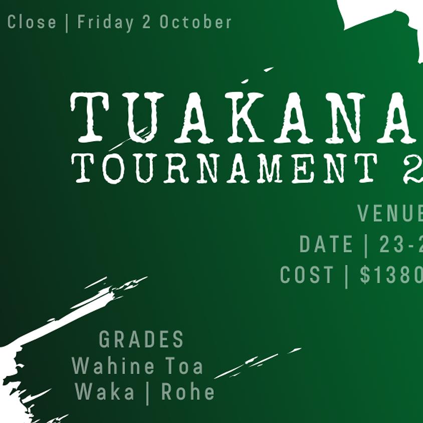 NZMRL Tuakana Tournament 2020