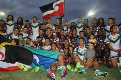 NZ Maori & QLD Murri - Oct 2014