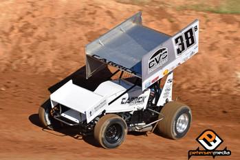 Blake Carrick - 360 Sprint Car Racing