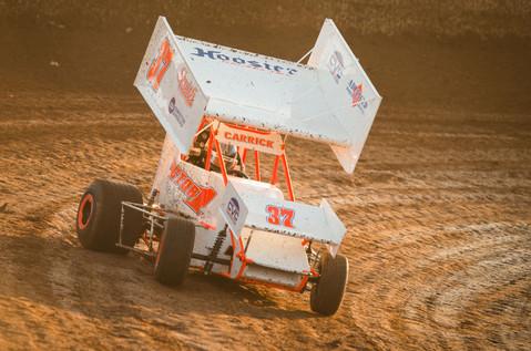 Blake Carrick - Micro Sprint Racing