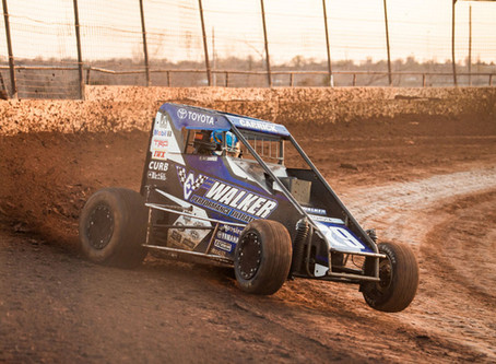 Blake Carrick Seventh at Macon with POWRi Series