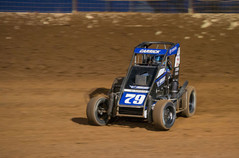 Blake Carrick - Midget Racing