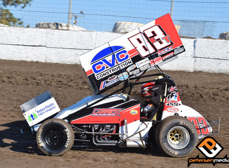 Tanner Carrick Scores Top-10 at Placerville, CA