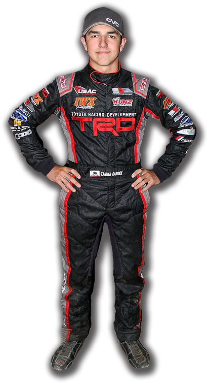 Tanner Carrick - Race Car Driver