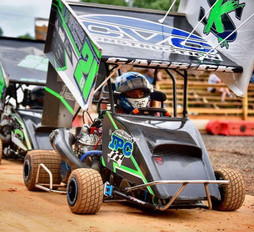 Blake Carrick - Outlaw Kart Racing