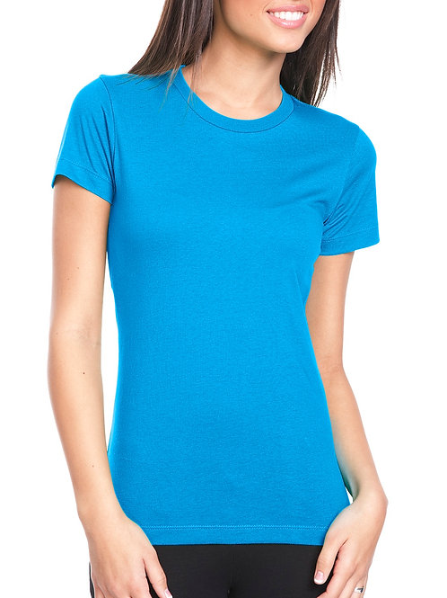 Bella + Canvas Women's Jersey T‑shirt