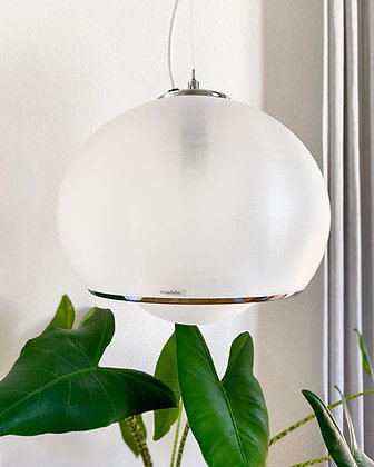 Silver Bud pendant lamp
