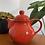 Thumbnail: Retro ceramic lava tea set