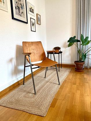 Wooden Shell armchair