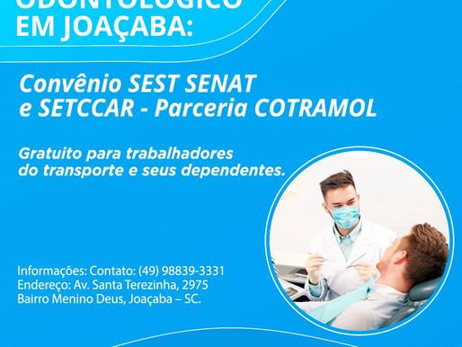 Atendimento Odontológico em Joaçaba