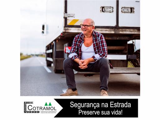 Segurança na Estrada, Preserve a Vida!