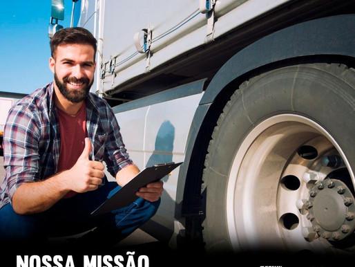 # NOSSA MISSÃO