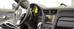 Glascoating -Porsche 991-Turbo S