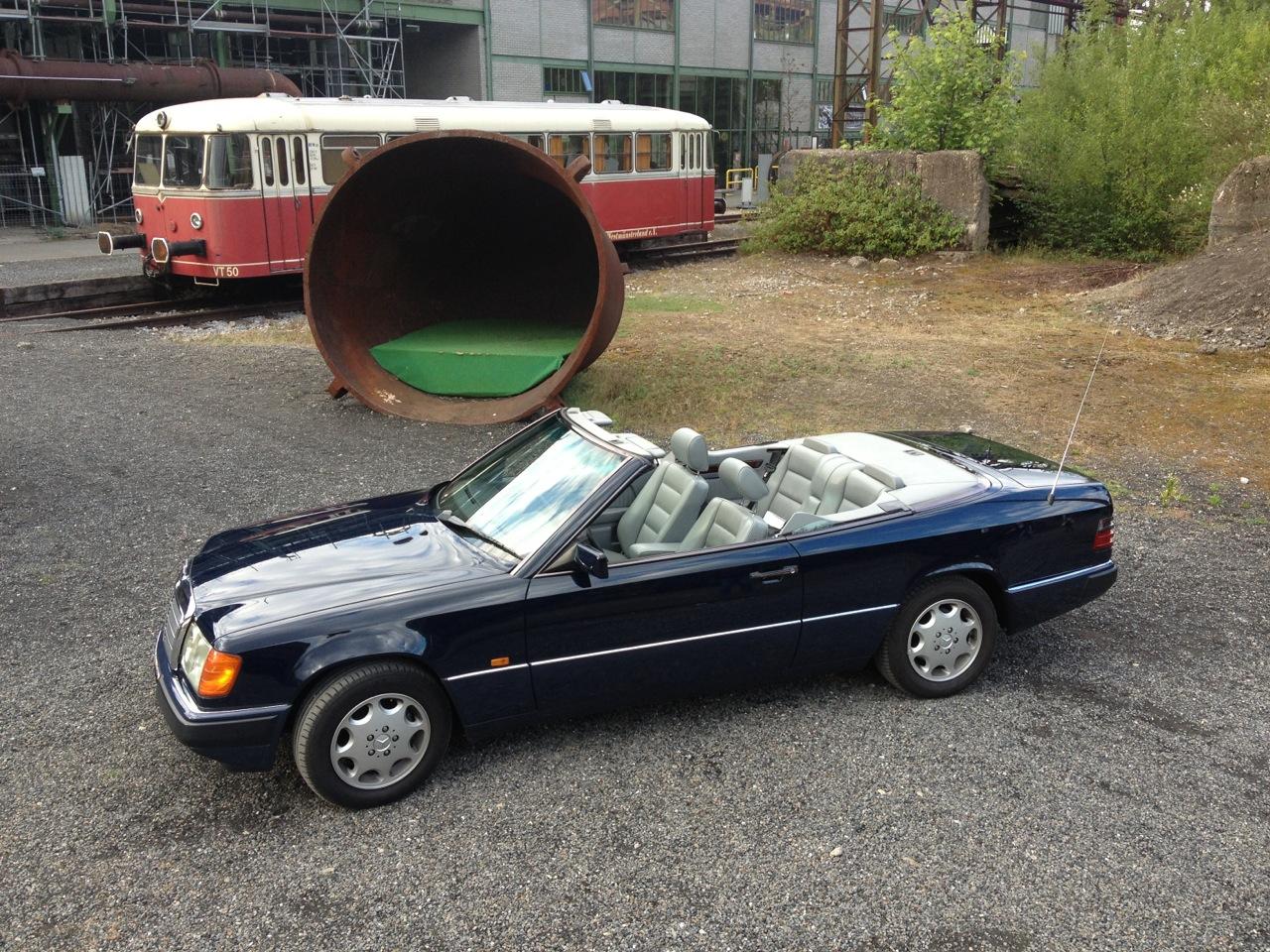Mercedes Benz A124 300 cabrio