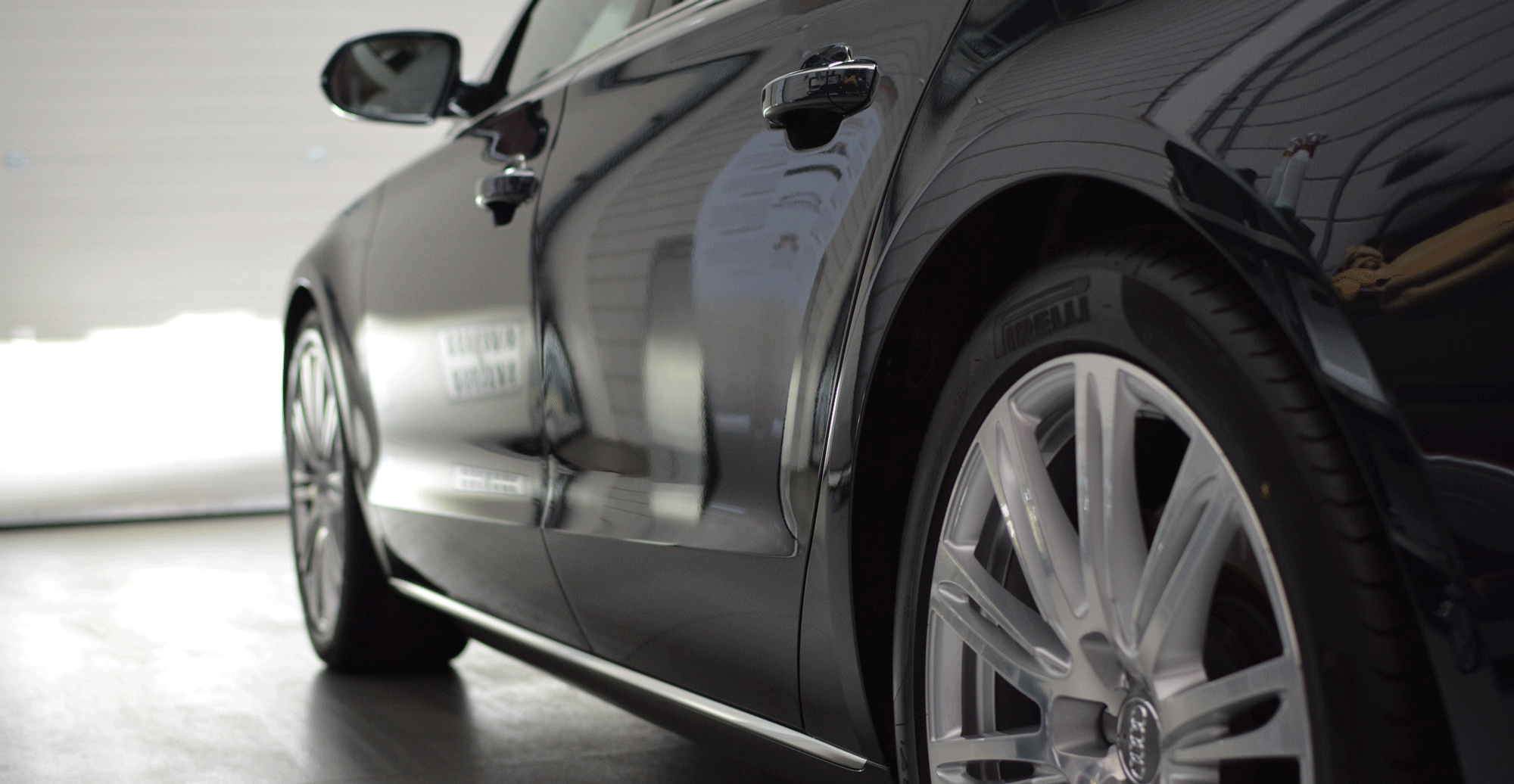 Audi A8 V6 4.2 TDI Quattro
