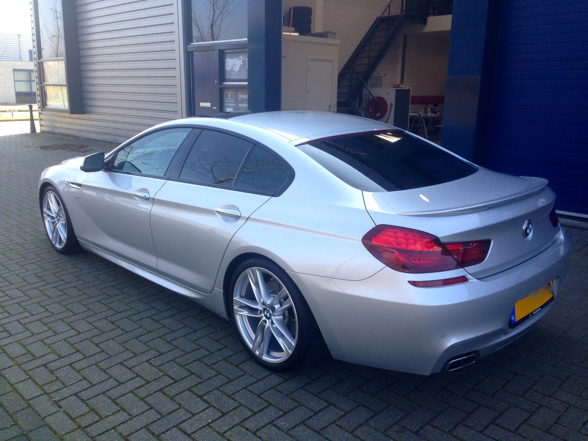 BMW 6 Grand Coupé