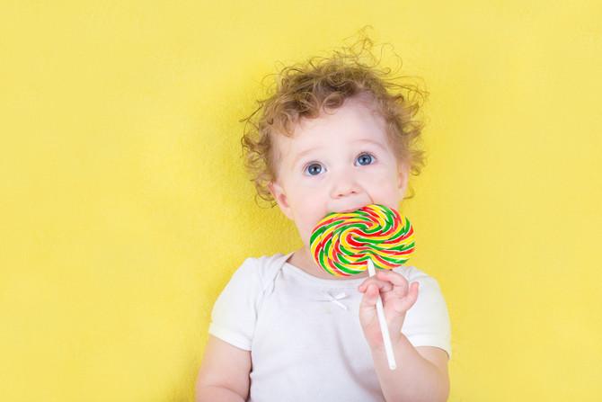 La passion du sucre chez l'enfant
