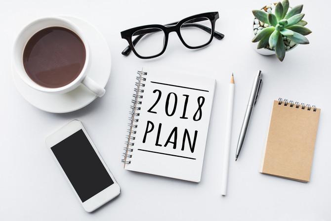 Comment vont vos nouvelles résolutions de 2018 ?