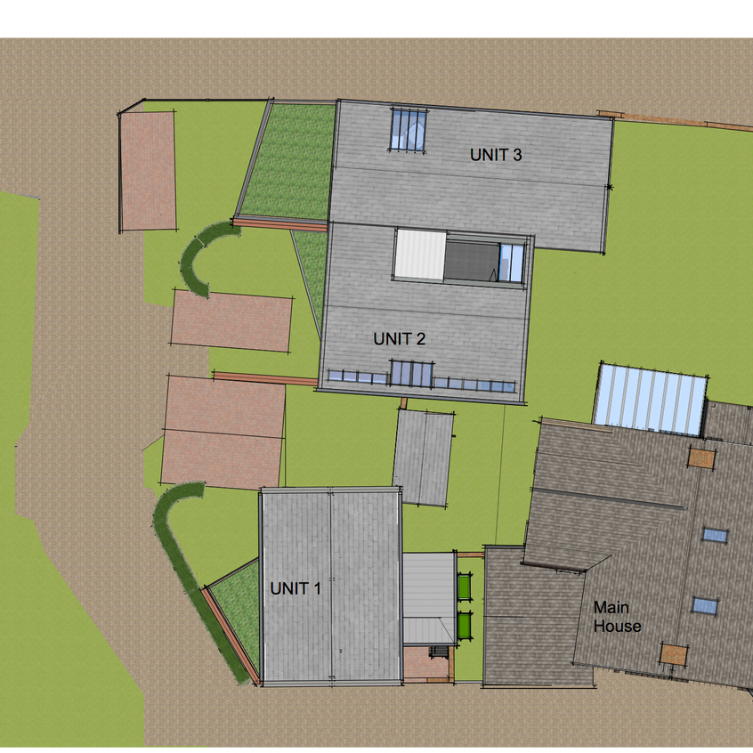 Residential development - architects