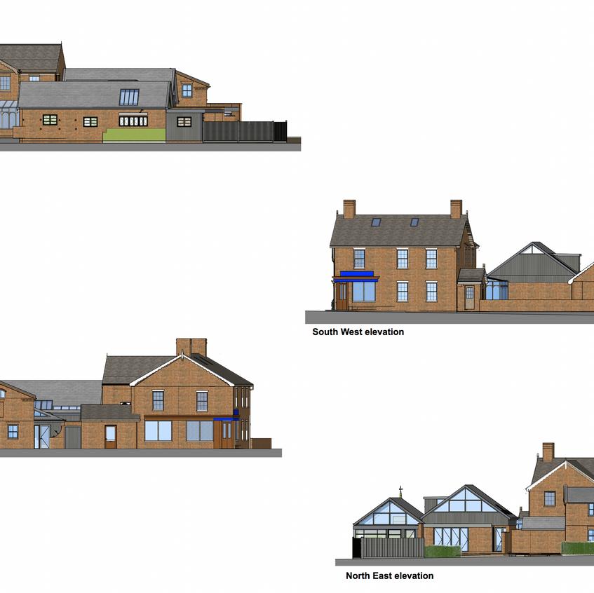 Residential development - Suffolk