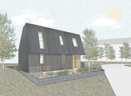 Eco-friendly 'smart living' lab planned for BT site