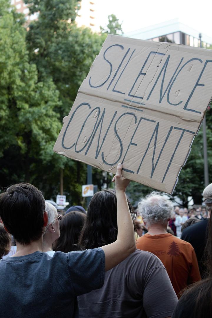 Silence = Consent