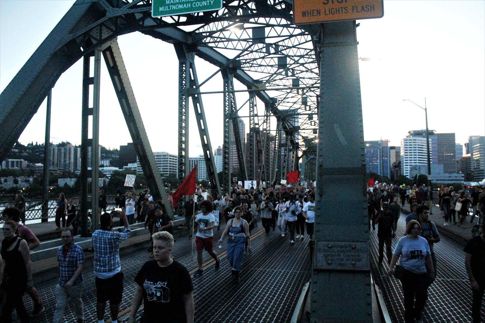 Bridges Aren't Barries